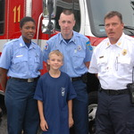 Medics that saved the life of dominic solesky